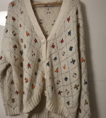 Zara pulover(kardigan)