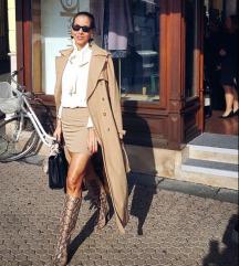Zara cizme leopard print