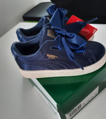 Nove Puma basket heart