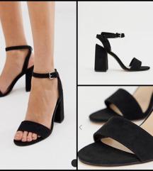 LONDON REBEL sandale/štikle 41