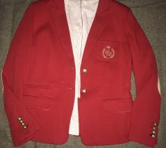 Novi kvalitetni crveni sako