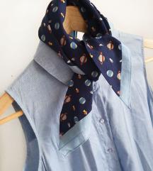STRADIVARIUS asimetrična haljina / tunika