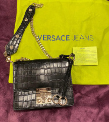 Versace Mala crna torbica