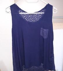 Tamno plava majica/košulja