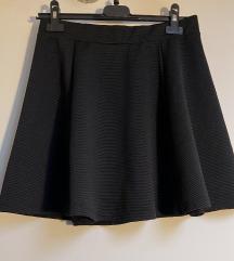 H&M suknja s teksturom