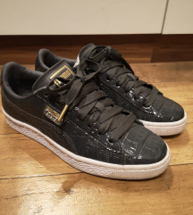 Puma basket exotic croco tenisice / 37.5
