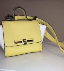 Žuta torbica nikad nošena