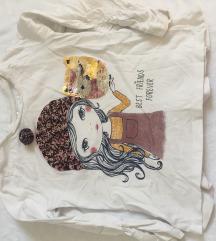 C&A majica - sova