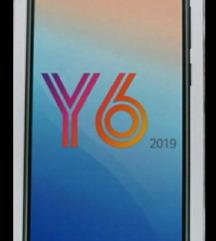 Mobitel Huawei Y6 2019. Dual Sim NOVO