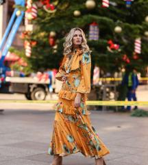 H&M nova Johanna Ortiz floral haljina