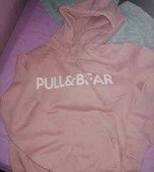 PULL AND BEAR HOODIE/DUKSA /HUDICA