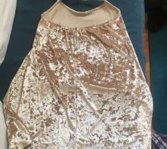 Lezerna plisana haljina
