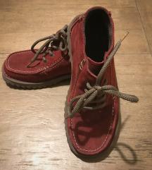 Kožne cipele/gležnjače - NOVO - br.37