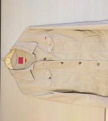 ESPRIT jakna M-L ,sitni samt