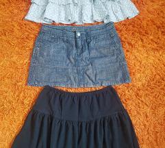 Lot 2 suknje M