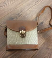 Prava koža torbica