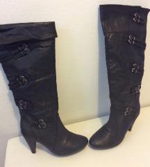 Tamno sive čizme