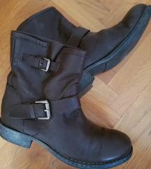 Prava koža! Čizme/gležnjače 39