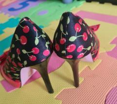 Leg Avenue shoes cherry cipele 37