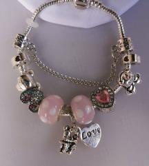 Pandora narukvica, Disney/Mickey , nova