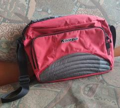 Funkcionalna Kappa crvena sportska torba