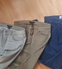 Lot Jeans hlace xs/s postarina ukljucena!!