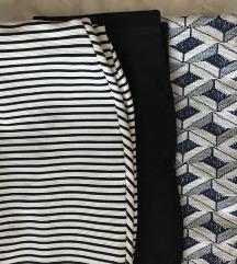 LOT uske suknje S/M