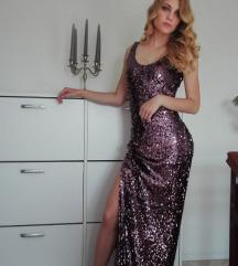 Svečana haljina s prorezon