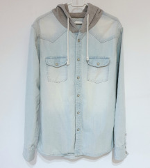 Traper jakna s kapuljačom