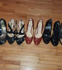 Lot kožnih cipela br.40