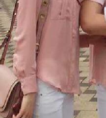 Puder roza košulja