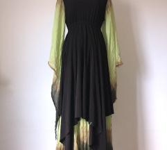 Duga vilinska haljina