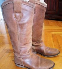 Kožne čizme kaubojskog stila