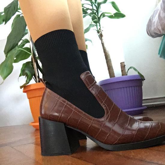 Mango cipele na petu