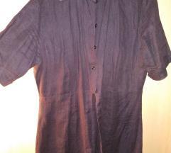 Lanena košulja tunika 40