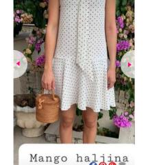 NOVO Mango haljina