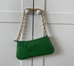 Zarina popularna zelena torbica