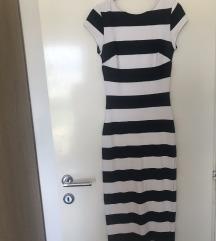 ZARA ORIGINAL haljina na prugice POŠTARINA UK