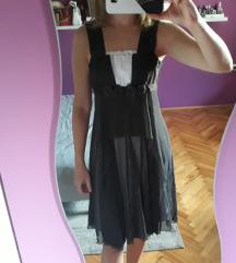 Nova smeđa haljina S