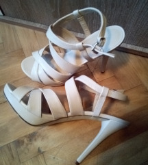 Bež sandale*