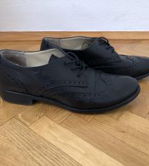Bata crne oxford cipele
