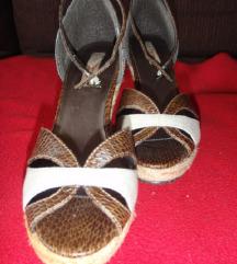 Sandale puna peta 38