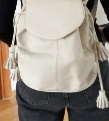 Krem ruksak zara