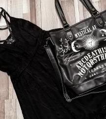 Killstar haljina i torbica lot