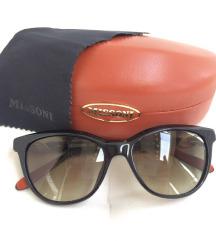 MISSONI crne mačkaste sunčane naočale