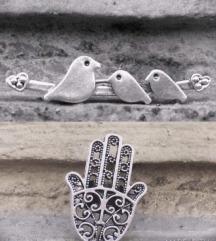 Prsten hamsa i ptice