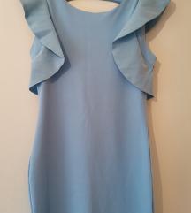 Haljina plava 38