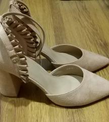 Romantične roza cipele