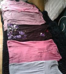 Lot tunika i majica vel.xs, sve za 50kn