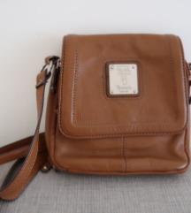 Tignanello Kozna torbica smedja - rezervirano